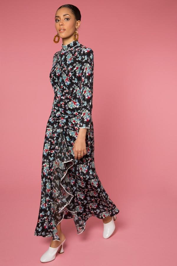 RIXO London Gabriele Dress 4