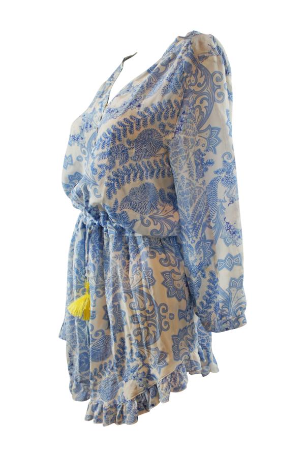 Athena Procopiou Up From The Skies silk dress 3