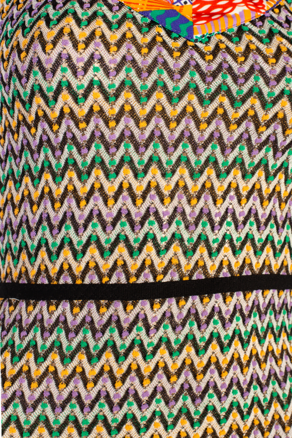 Missoni Pattern Mini Dress 2