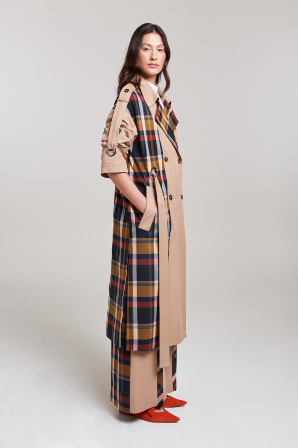 Palones Kimmi Deconstructed Trench 2