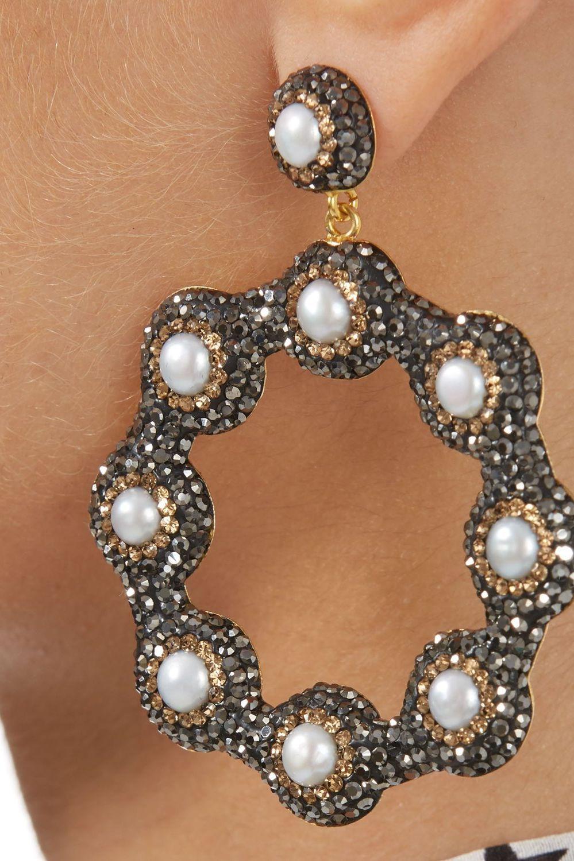 Soru London Baroque Pearl Earrings 2 Preview Images