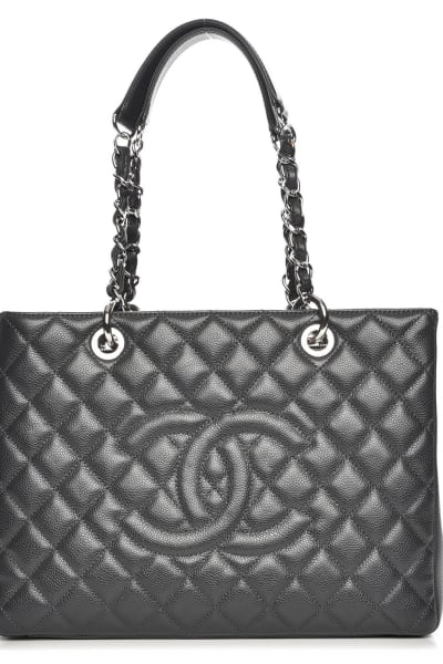 Chanel Grand Shopping Tote 4