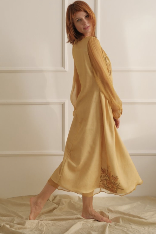 Lora Gene The Floral Thalia Dress 4