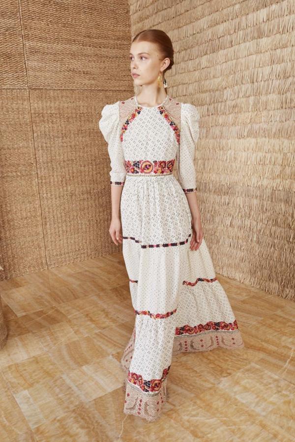 Ulla Johnson Salma dress 3