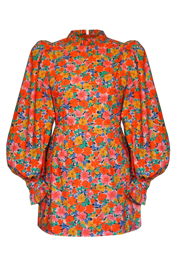 Queens of Archive Francoise 'Madeline' dress
