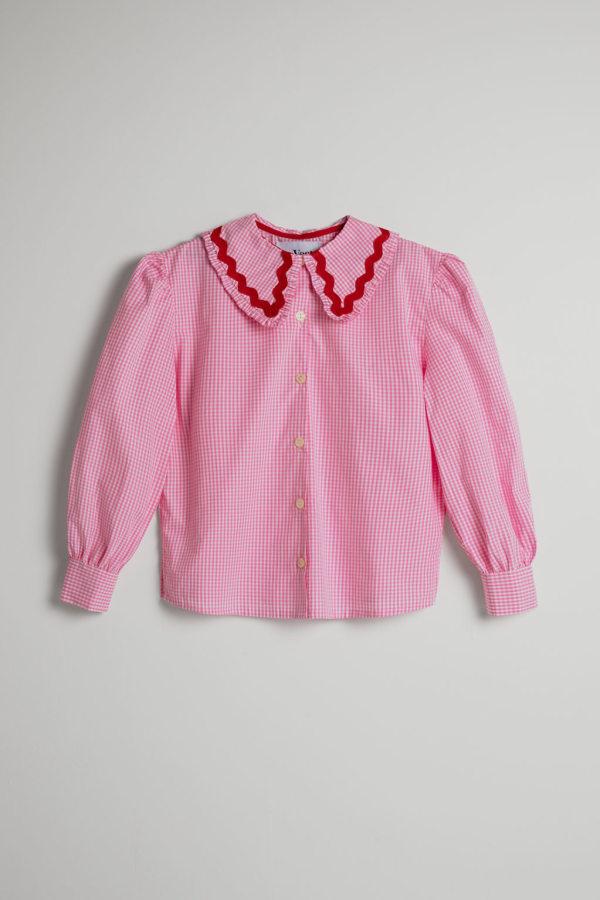 Image 2 of La Veste school shirt 03