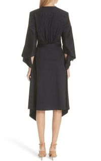 Palmer Harding  Asymmetric Sleeve Shirt Dress  2 Preview Images