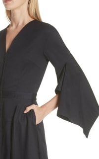 Palmer Harding  Asymmetric Sleeve Shirt Dress  3 Preview Images