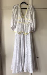 Staud Panarea floral maxi dress  7 Preview Images