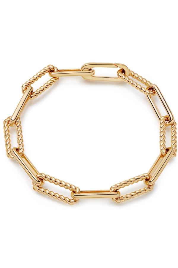 Missoma gold coterie chain bracelet 0 Preview Images