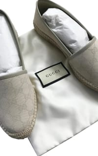 Gucci GG Espadrille 2 Preview Images