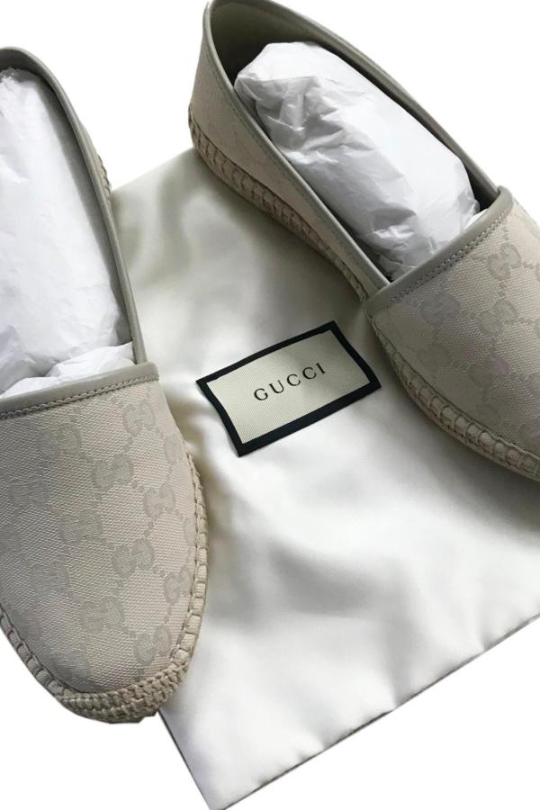 Gucci GG Espadrille 2