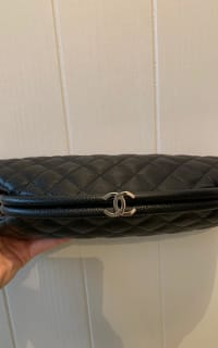 Chanel Half Moon Clutch 3 Preview Images