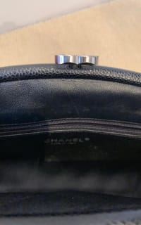 Chanel Half Moon Clutch 2 Preview Images