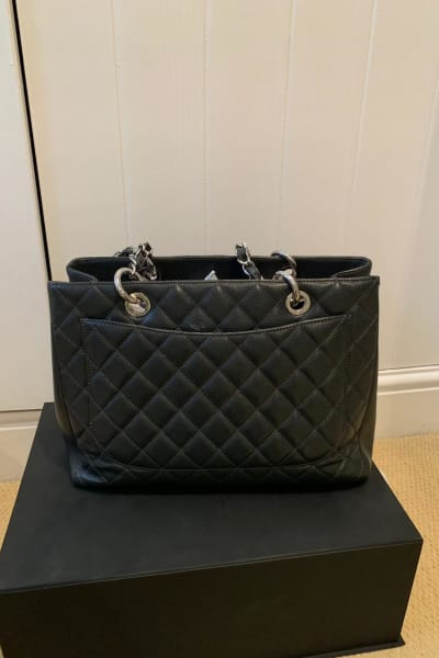 Chanel Grand Shopping Tote 2