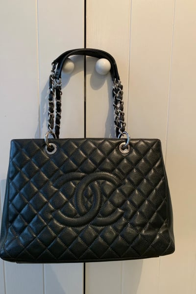 Chanel Grand Shopping Tote 3