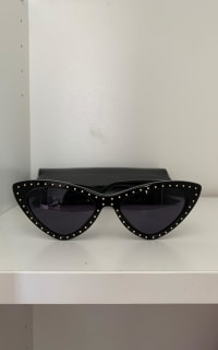 Moschino Studded cat eye sunglasses  4 Preview Images
