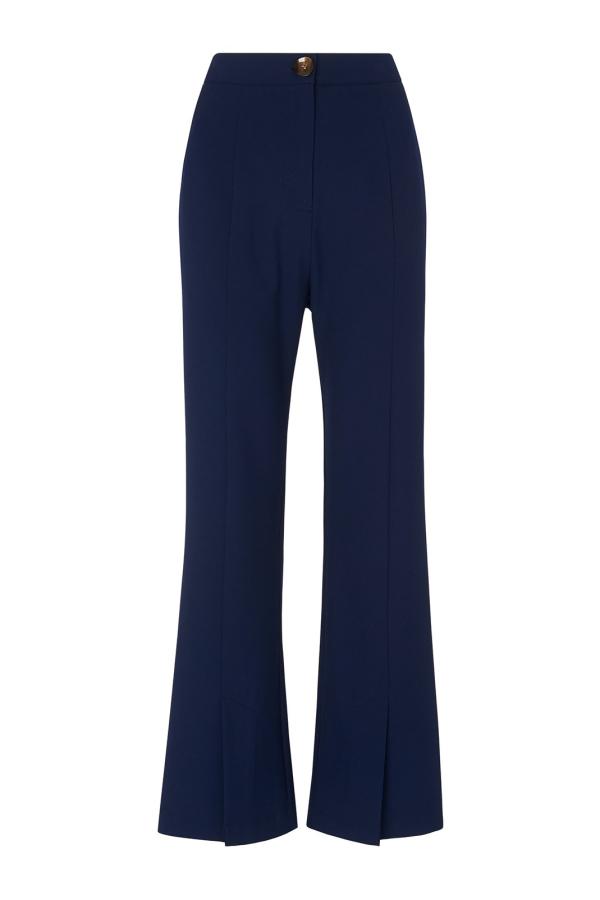 Kitri Marla kick flare trousers