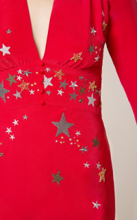 RIXO London The Margo (Red Star) 3 Preview Images