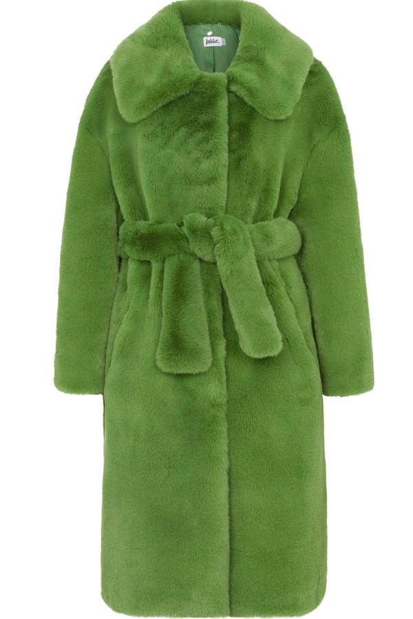 Image 1 of Jakke katrina coat bright green