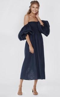 Sleeper ATLANTA linen dress 4 Preview Images