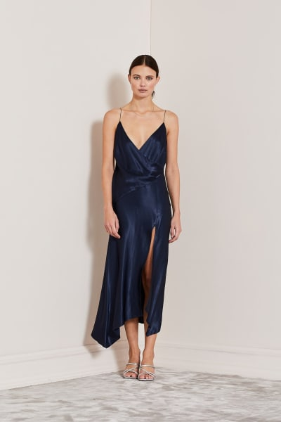 Bec & Bridge Moon Dance Wrap Dress