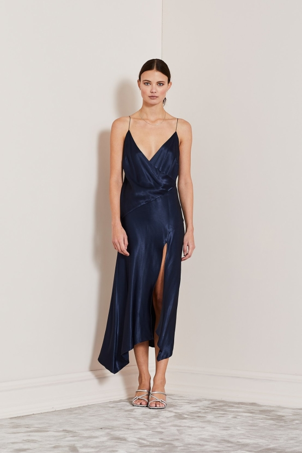Bec & Bridge Moon Dance Wrap Dress