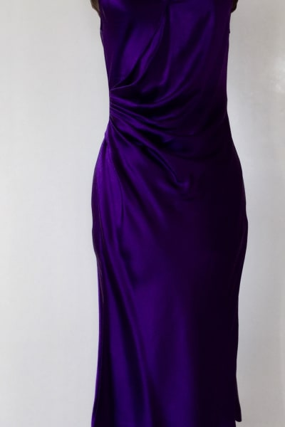 Amanda Wakeley Purple silk 3