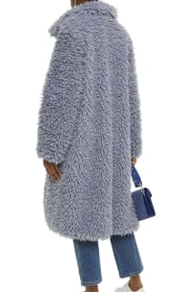 Stand Studio Taylor Faux Shearling Coat 3 Preview Images
