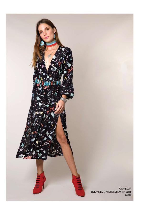 RIXO London Camellia Dress 2
