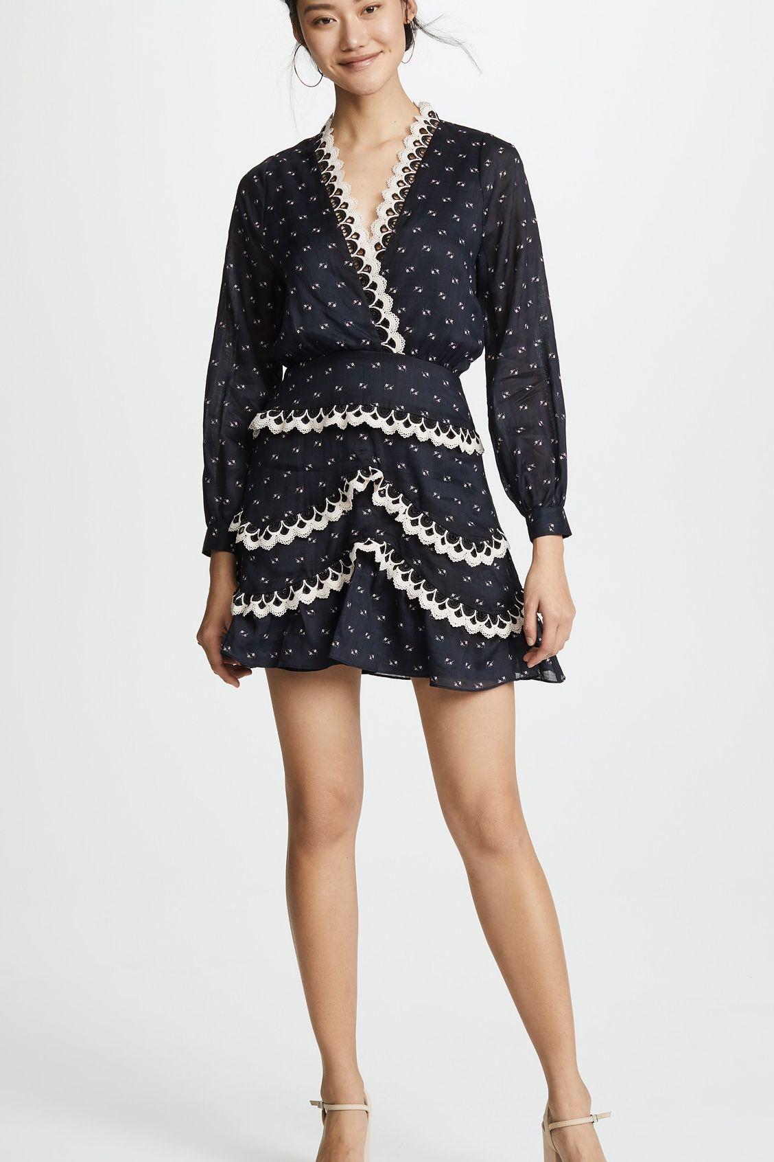 Stevie May Coronado Mini Dress 3 Preview Images