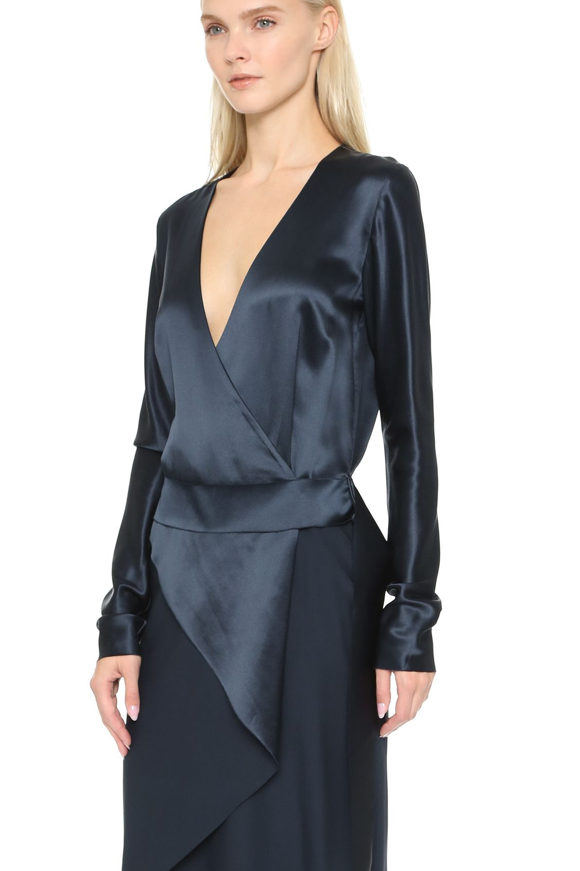 Dion Lee Bias Fold Dress Preview Images