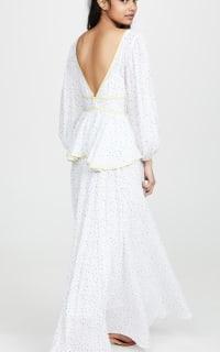 Staud Panarea floral maxi dress  3 Preview Images