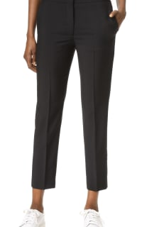 Acne Studios Acne Studios Saville Cropped Trousers 3 Preview Images