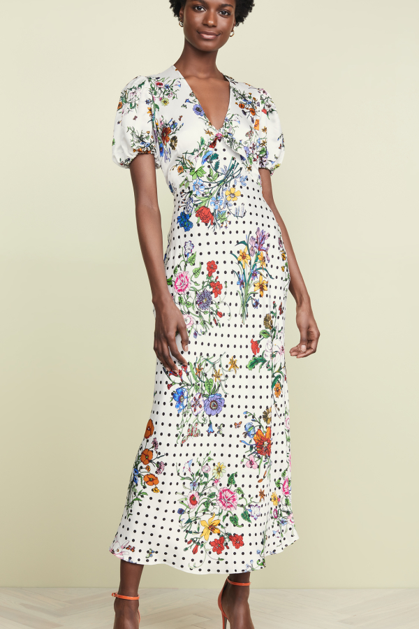RIXO London Star Dress 4