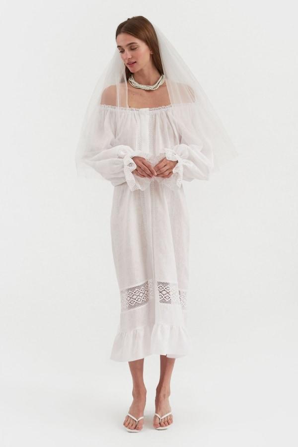 Image 3 of Sleeper paloma dress