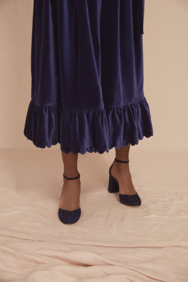 Image 3 of Seraphina the scallop skirt