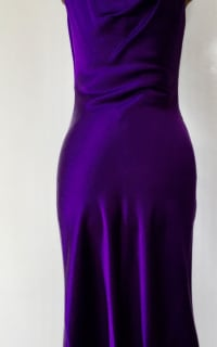 Amanda Wakeley Purple silk 2 Preview Images