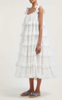 Innika Choo Iva tiered dress 5 Preview Images
