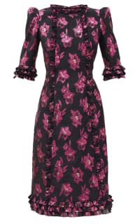 The Vampire's Wife The Cate Dress - Midi Preview Images