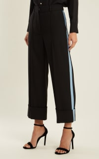 Racil Side-stripe Trousers 3 Preview Images