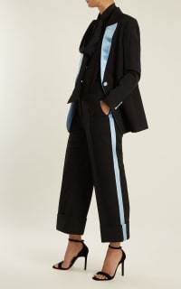 Racil Side-stripe Trousers 4 Preview Images
