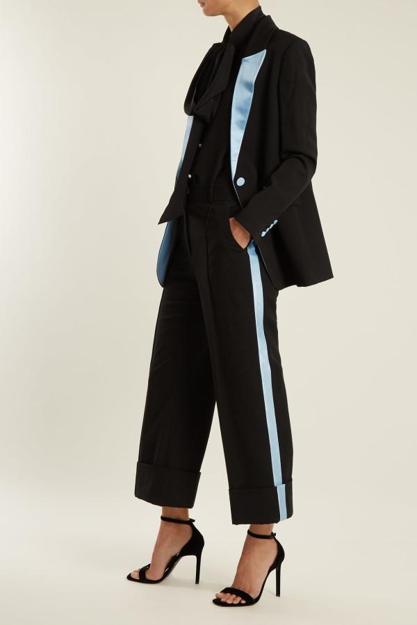 Racil Side-stripe Trousers 4