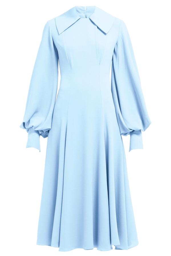 Emilia Wickstead Gaynor Cady Midi Dress 2