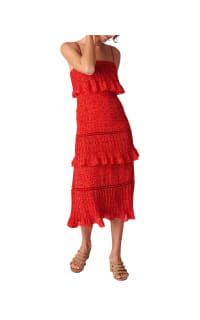 Whistles Riya Printed Dress 2 Preview Images