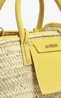 Jacquemus Le panier Soleil woven bag 2 Preview Images