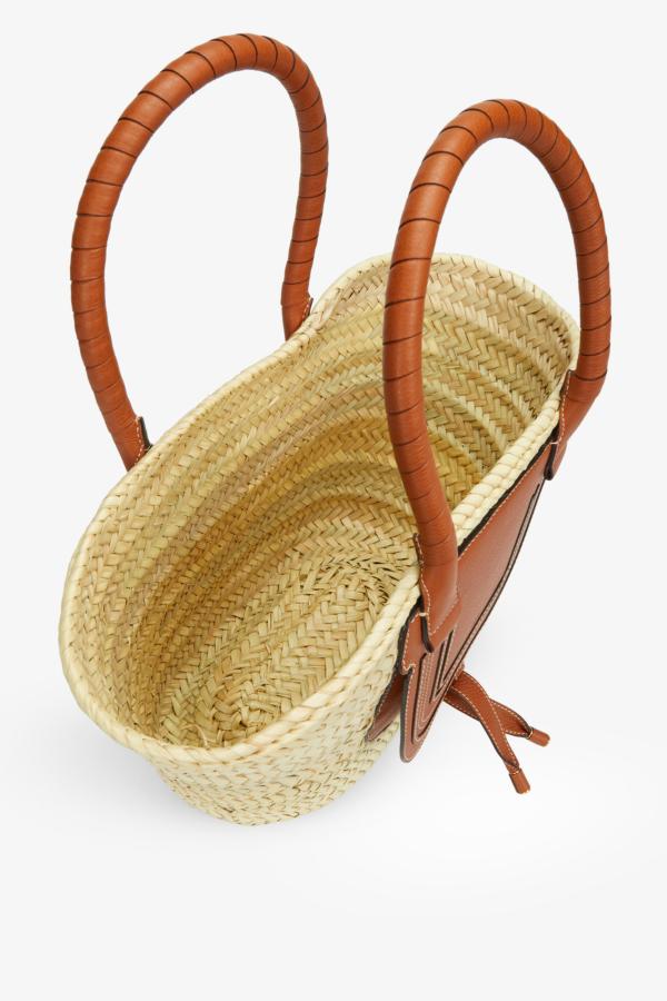 Chloé Marcie mini woven bag 4