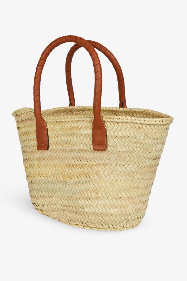 Chloé Marcie mini woven bag 3