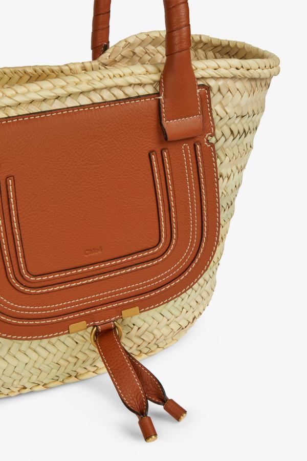 Chloé Marcie mini woven bag 2