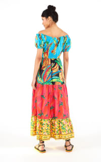 Farm Rio The Mix Maxi Dress 3 Preview Images